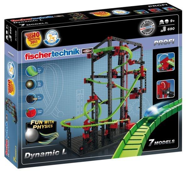 fischertechnik Profi Dynamic XL