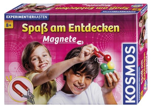 Spaß am Entdecken Magnete