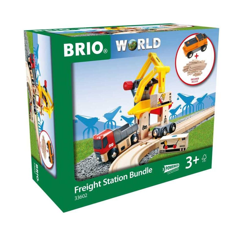 Brio Super Bundle Frachtladestation 33602