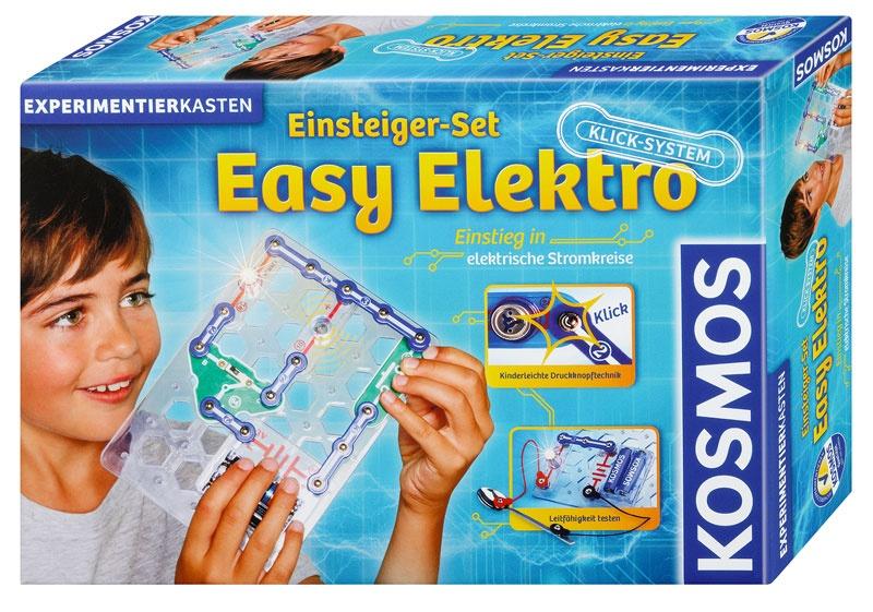 Experimentierkasten Easy Elektro von Kosmos