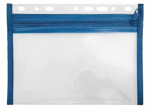 Veloflex Reissverschlusstasche Velobag XXS  blau