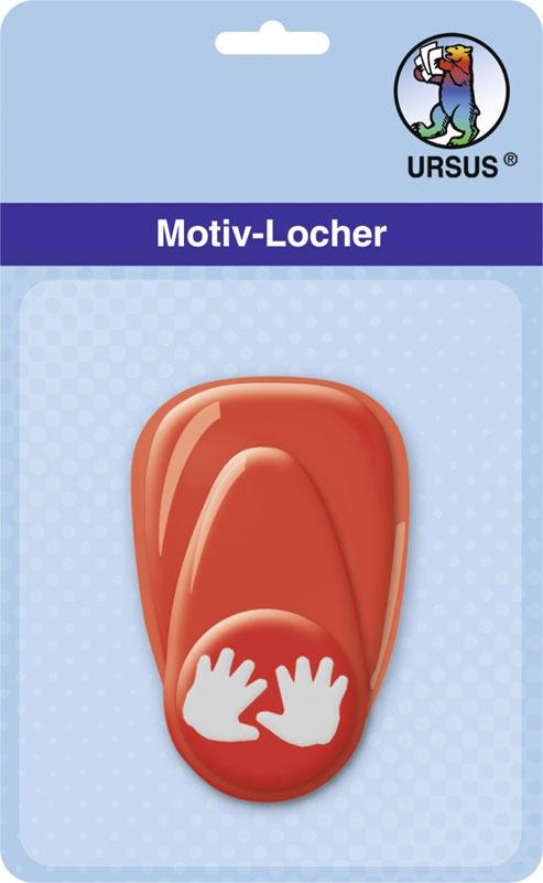 Motivlocher Babyhände