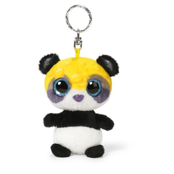 Nicidoos Schlüsselanhänger Bubble Panda Gofu classic 9 cm