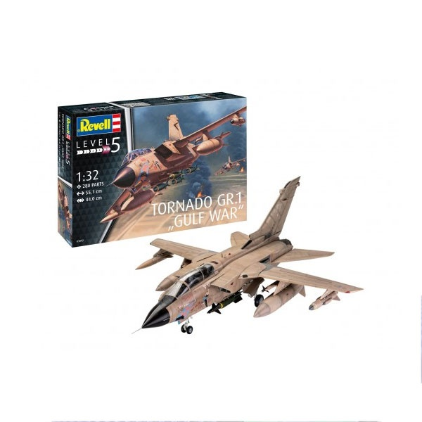 Revell 03892 Tornado GR.1 Gulf War 1:32