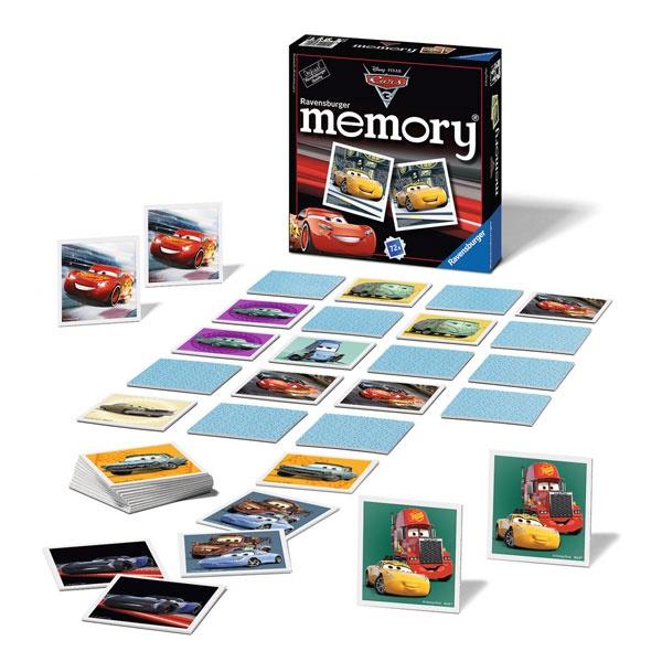 Cars 3 Memory