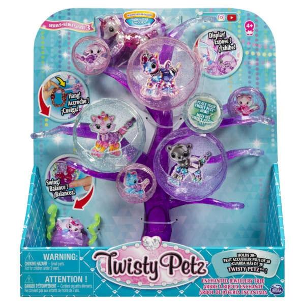 Twisty Petzs Tree (Schmuckbaum) von SpinMaster