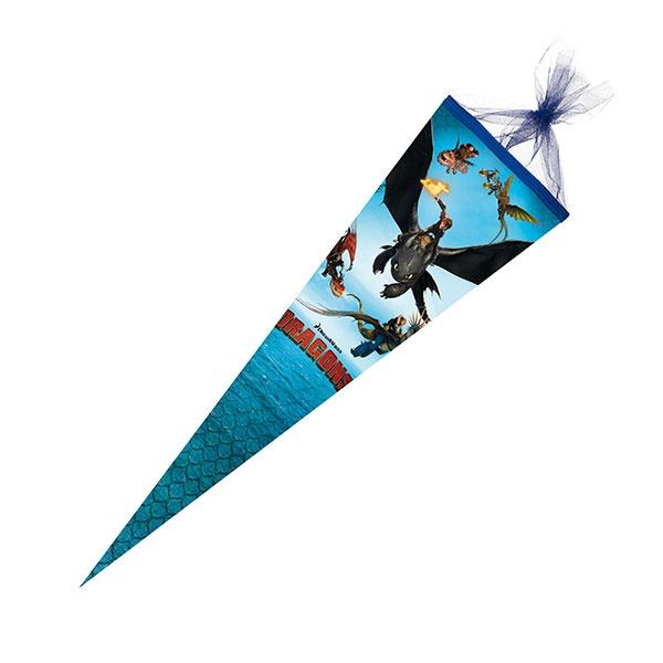 Schultüte Drachenzähmen leicht gemacht 50 cm