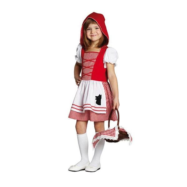 Kostüm Rotkäppchen 104