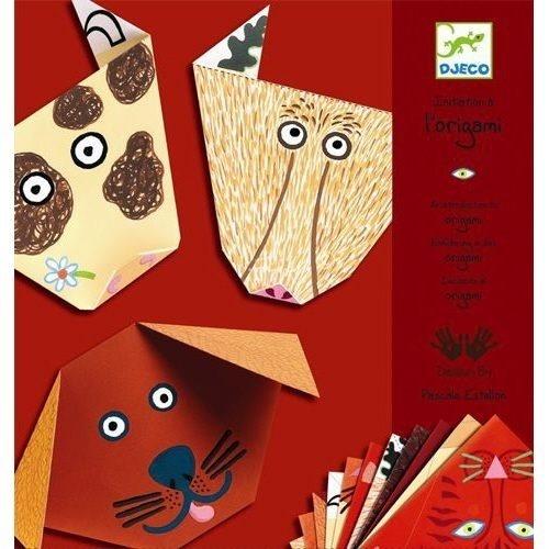 Djeco Bastelset Origami Tiere