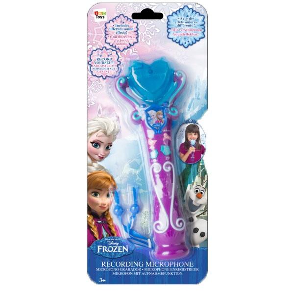 Disney Die Eiskönigin Frozen Mikrofon mit Aufnahmefunktion