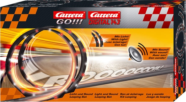 Carrera GO!!! LED Looping Set 61661