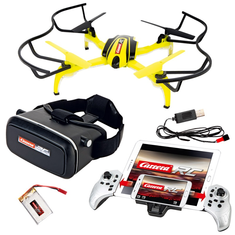 Carrera RC Quadrocopter HD Next  mit RC Brille