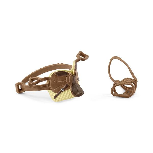 Schleich Horse Club Sattel und Zaumzeug Sarah & Mystery