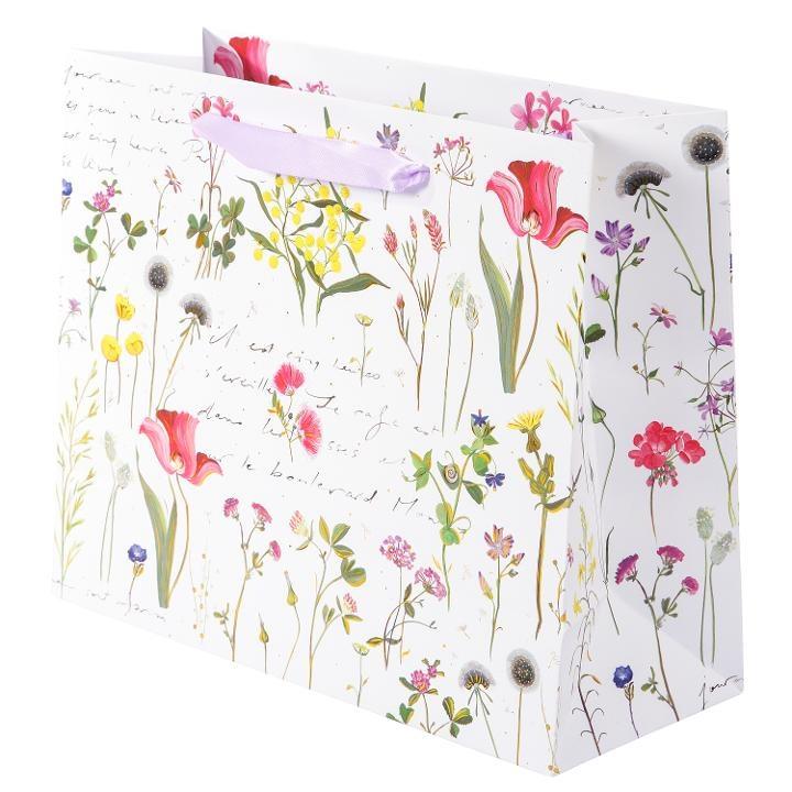 Goldbuch Turnowsky Geschenktasche Wildflowers