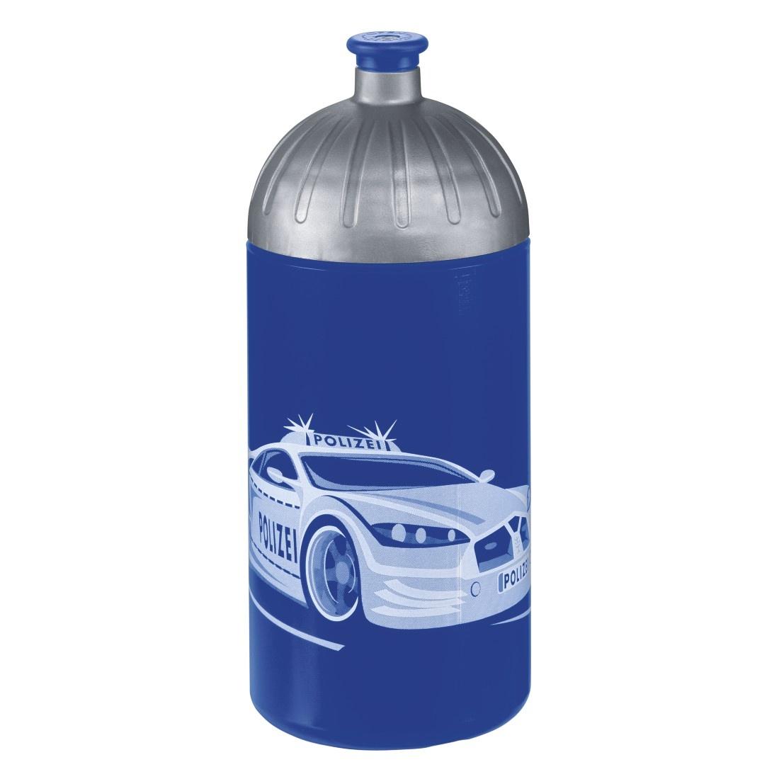 Step by Step Stadt Polizei Trinkflasche