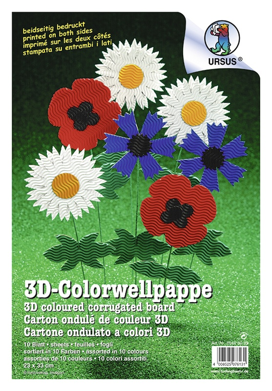 3D Colorwellpape