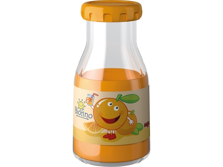 Haba Kaufladen-Zubehör Biofino Orangensaft