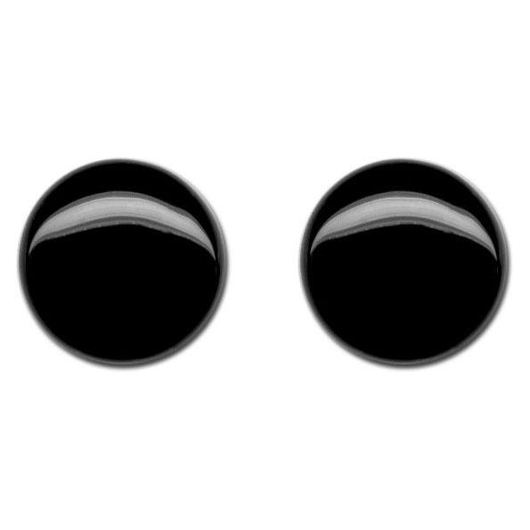 Glasaugen für Tiere 10 mm schwarz