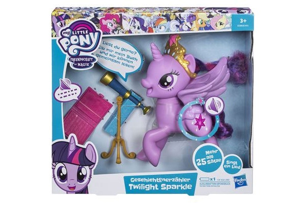 My little Pony Geschichtenerzähler Twilight Sparkle