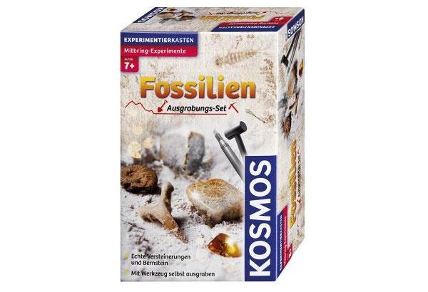 Kosmos Ausgrabungsset Fossilien