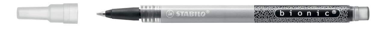 Stabilo Mine für Tintenroller bionic schwarz