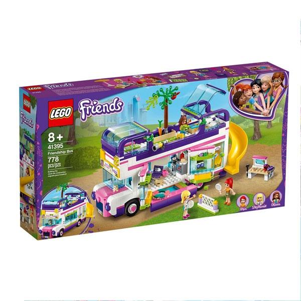 Lego Friends 41395 Freundschaftsbus