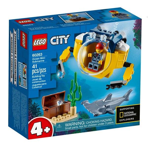 Lego City 60263 Mini-U-Boot für Meeresforscher
