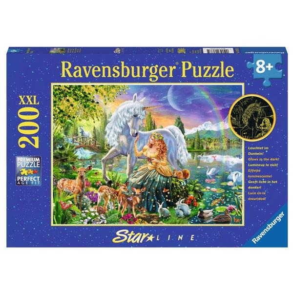 Puzzle Magische Begegnung 200 Teile