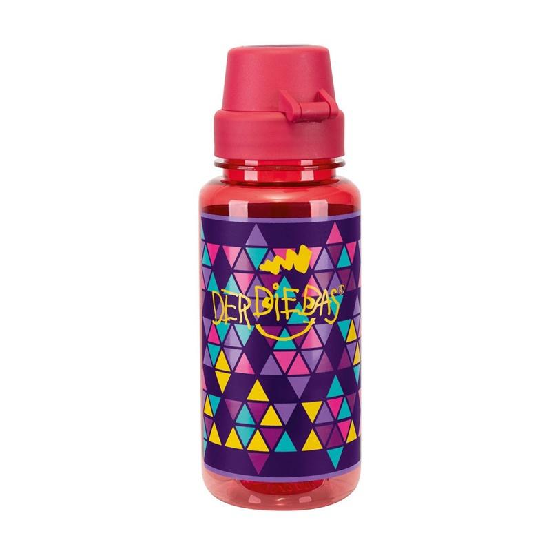 DerDieDas Trinkflasche violett