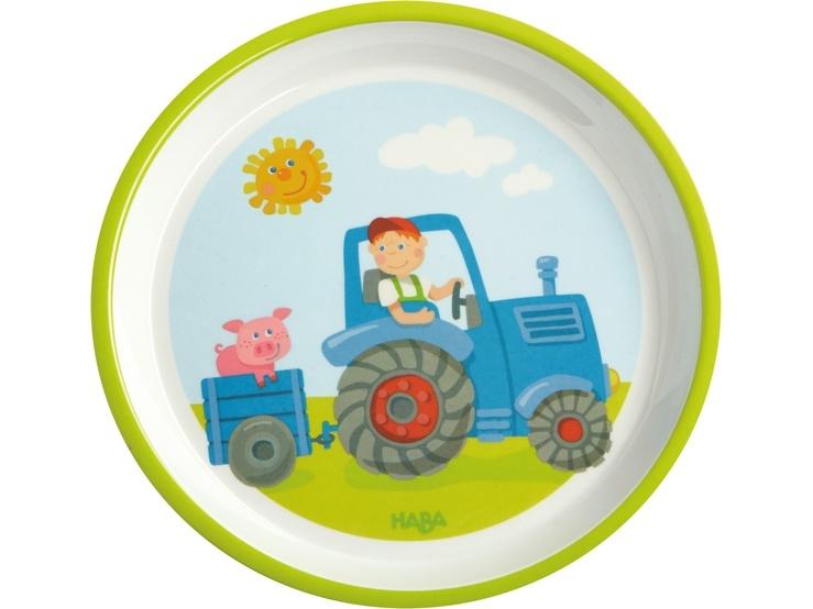 Teller Traktor