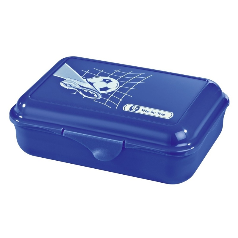 Step by Step Soccer Team Lunchbox