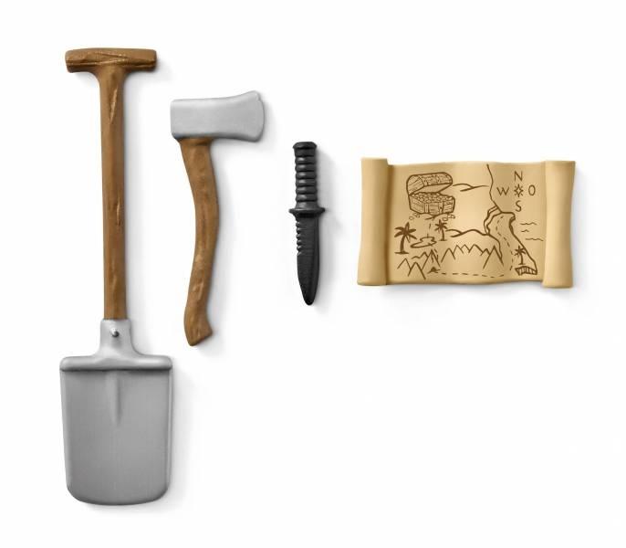Schleich Wild Life Ranger Werkzeug 42354