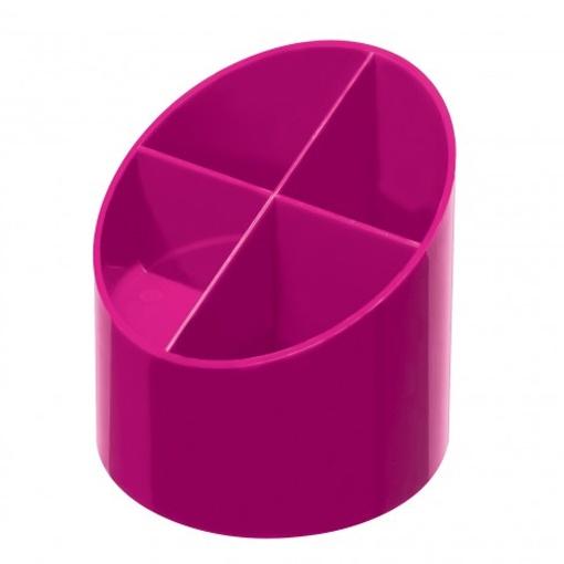 Herlitz Stifteköcher pink