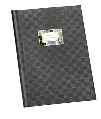 Hefthülle A4 schwarz