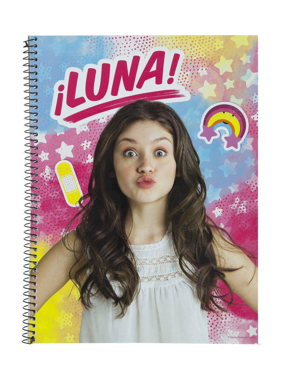 Soy Luna Collegeblock A4