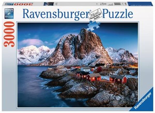 Ravensburger Puzzle Hamnoy, Lofoten