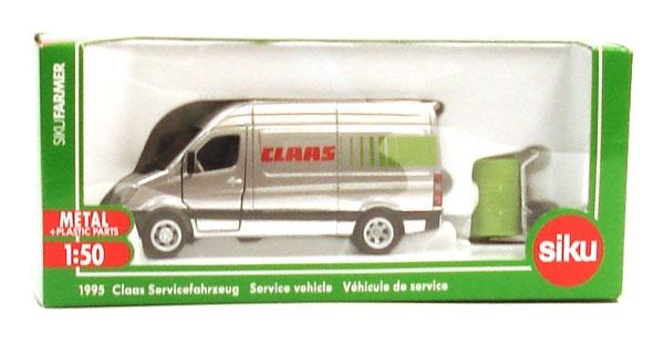 Siku 1995 Claas Service Fahrzeug 1:50