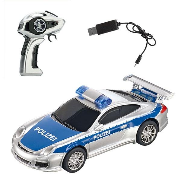 Carrera RC Porsche GT3 Polizei