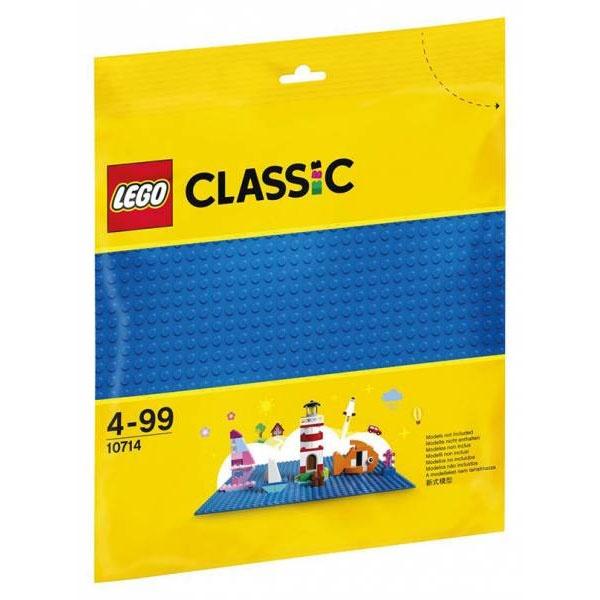 Lego Classic 10714 Blaue Platte