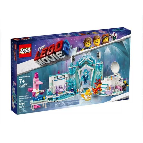 Lego The Lego Movie 2 70837 Schimmerndes Glitzer-Spa!