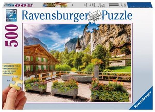 Ravensburger Puzzle Lauterbrunnen