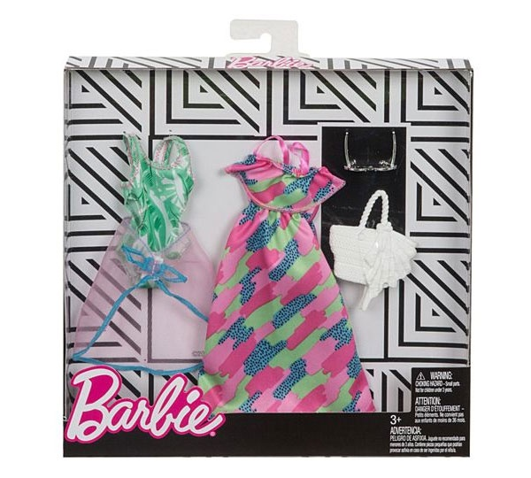 Barbie Moden 2er-Pack Set Sommer
