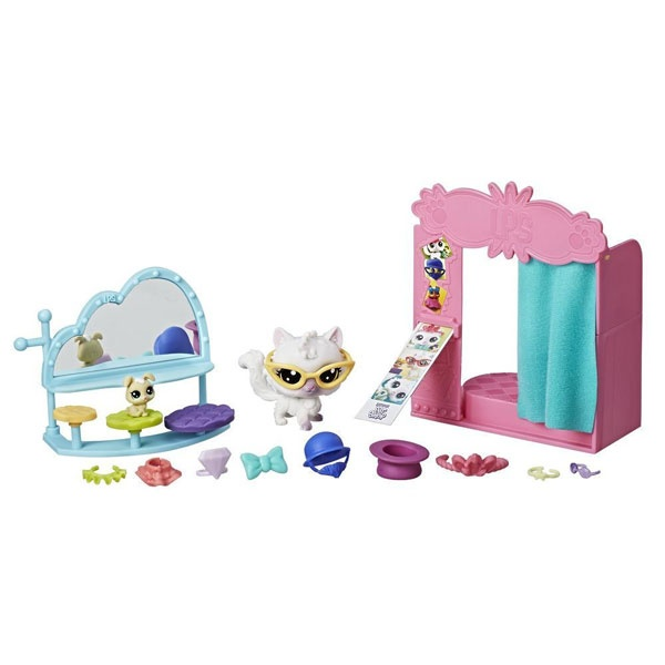 Littlest Pet Shop Fotospaß Spielset