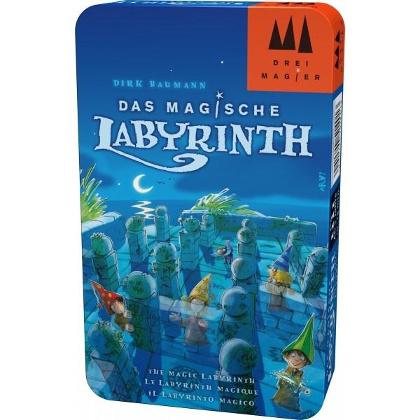 Mitbringspiel Das magische Labyrinth von Schmidt Spiele