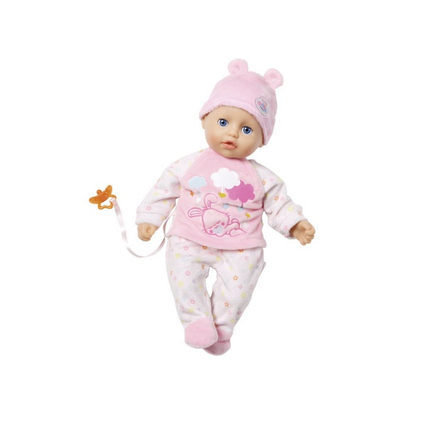 Zapf Creation My Little Baby Born Super Soft Girl
