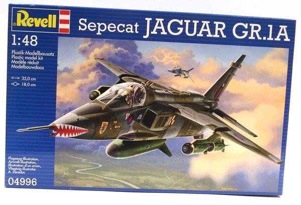 Revell 04996 Sepecat Jaguar GR IA 1:48
