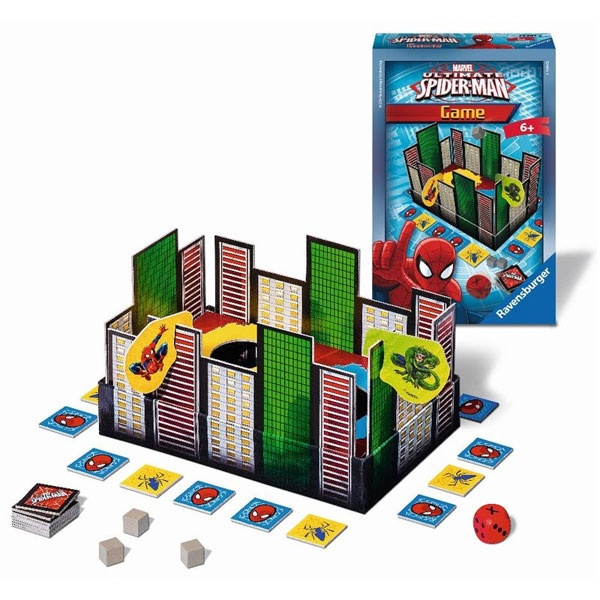 Ultimate Spiderman Game von Ravensburger