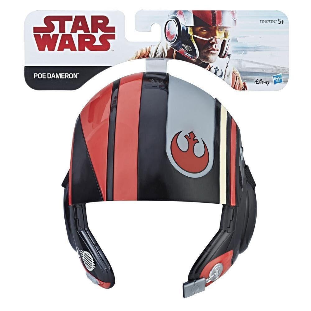 Star Wars Episode 8 Poe Dameron Maske