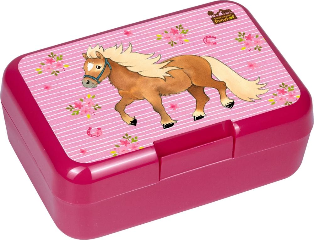 Spiegelburg Mein kleiner Ponyhof Butterbrotdose