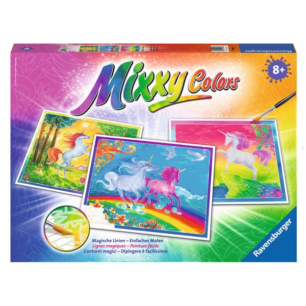 Mixxy Colors Welt der Einhörner